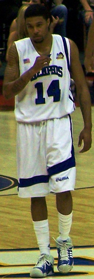Conference USA Men's Basketball Player of the Year - Like Wade, Chris Douglas-Roberts won the award as a junior (2008).