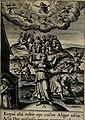 Christeliicken waerseggher - de principale stucken van t'Christen geloof en Leuen int cort begrijpende - met een rolle der deugtsaemheyt daer op dienende - ende een schildt-wacht teghen de valsche (14746100941).jpg