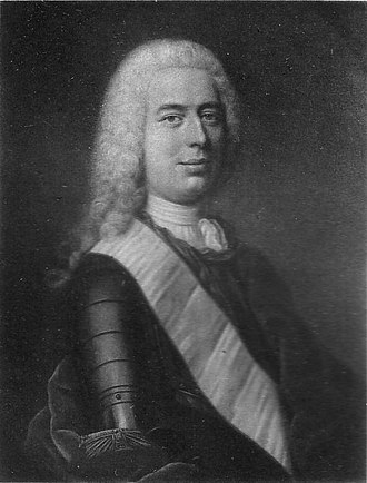Christian Ditlev Reventlow (1710–1775) - Image: Christian Ditlev Reventlow 1710 1775 01