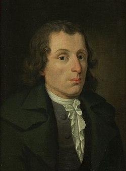 Christian Gottlob Neefe's Portrait.jpg