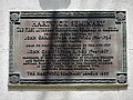 Christopher St plaque for Hartwick Seminary jeh.jpg