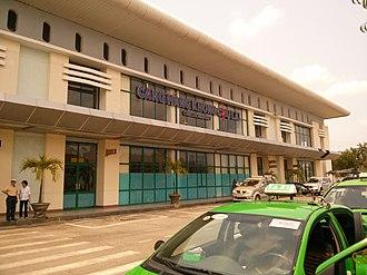 Chu Lai International Airport - Image: Chu Lai Airport, May 2013