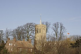 Church, Great Gransden, Cambridgeshire - geograph.org.uk - 332030.jpg