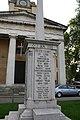 Church of St Mark, Kennington Exterior view 11 with war memorial.jpg