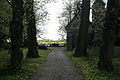 Church of St Mary, Stapleford Tawney, Essex, England - path to church from the east 02.jpg