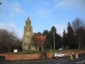 Keyworth - Church of St Mary Magdalene