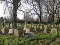 Churchyard, St Mary's, Ross-on-Wye - geograph.org.uk - 1619838.jpg