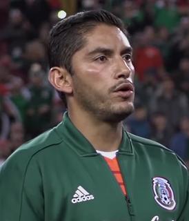 José de Jesús Corona Mexican footballer