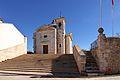 Ciruelas, Iglesia de San Pedro de Antioquía, fachada principal.jpg