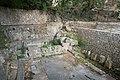 Cistern at the Castalian spring, Delphi, 201265.jpg