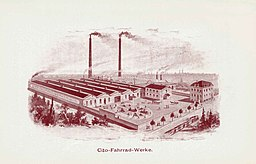"""Cito""-Fahrrad-Werke [Public domain], via Wikimedia Commons"