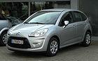 Citroën C3 (II) – Frontansicht (1), 4. Mai 2011, Mettmann.jpg