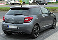 Citroën DS3 THP 150 SportChic rear 20100529.jpg