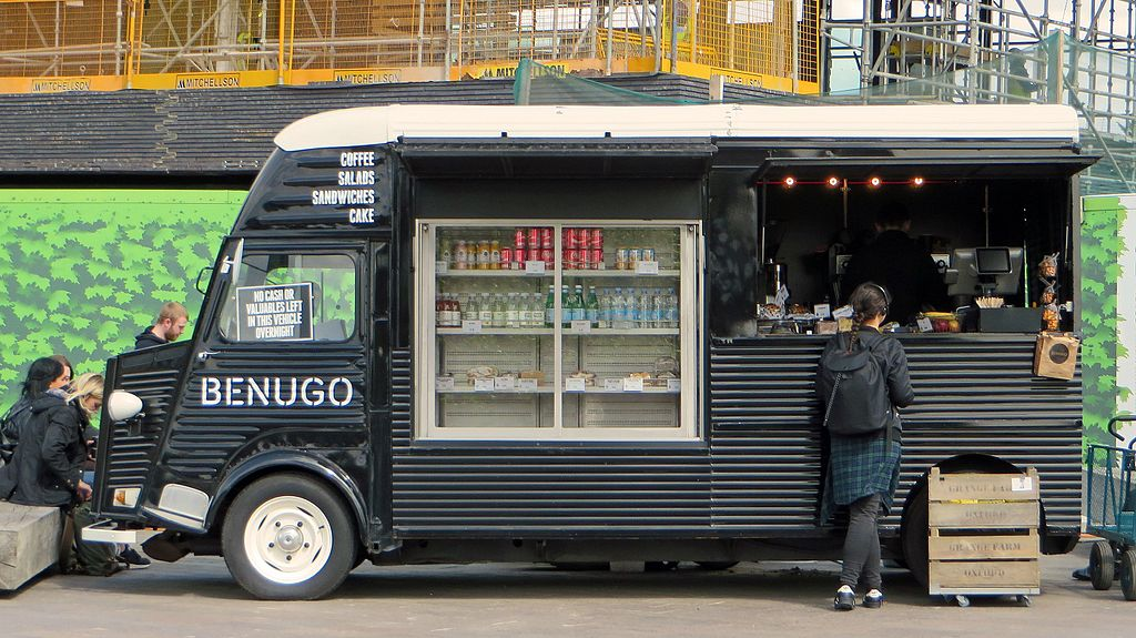 Used Food Truck To Buy