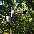 City of London Cemetery Columbarium security camera 2.jpg