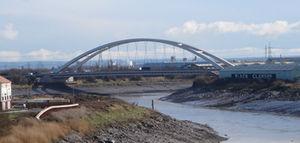 City Bridge - Image: Citybridgenewport