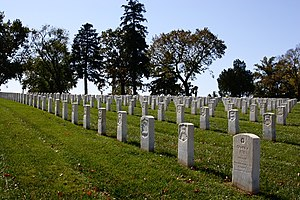 War grave - Image: Civil War graves