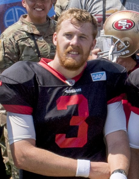 Cj beathard 2018 49ers (cropped)
