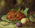 Clare, Vincent - Still Life of Fruit (strawberries).jpg