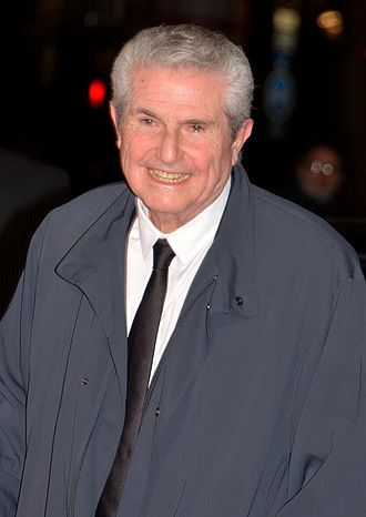 41st César Awards - Claude Lelouch, President of the ceremony.