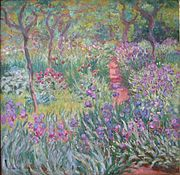 The Artist S Garden At Giverny Wikipedia