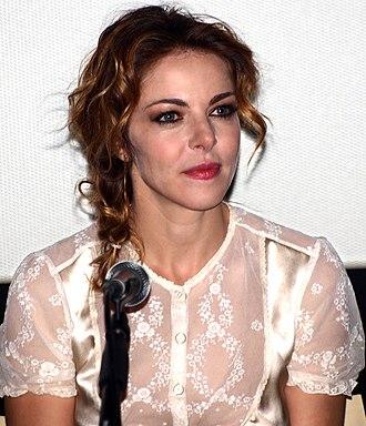 Claudia Gerini - Image: Claudia Gerini 2012