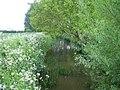 Claydon Brook near Addington 2 - geograph.org.uk - 491480.jpg