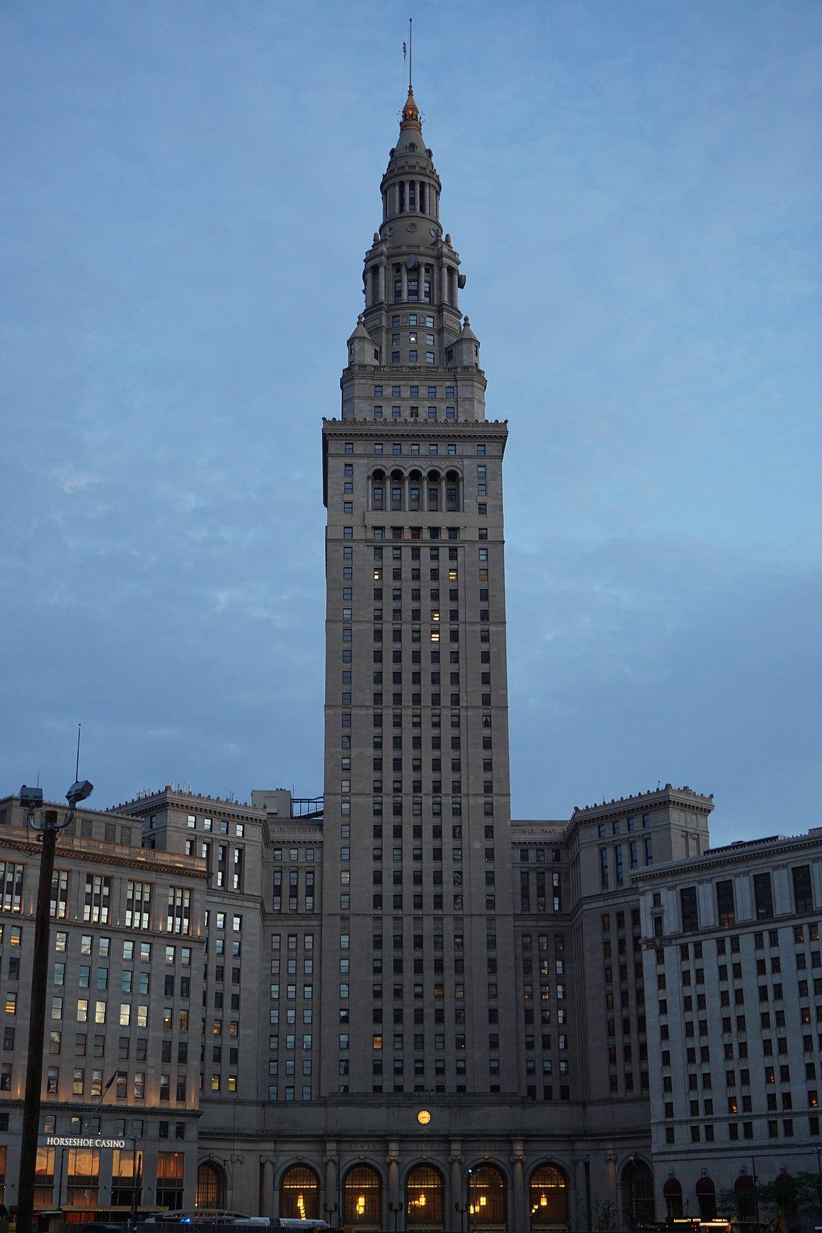 Terminal Tower Wikipedia