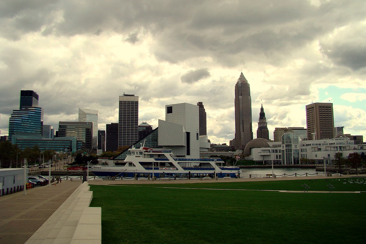 List Of Tallest Buildings In Cleveland Wikipedia