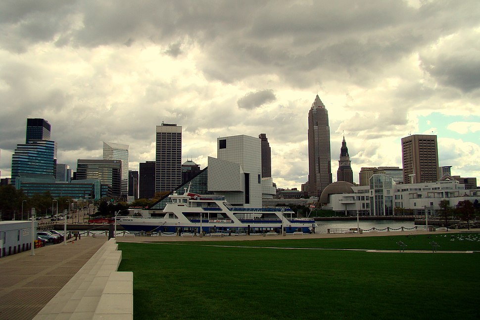 Cleveland at a glance by Lovleet