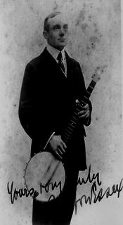 Clifford Essex British musician