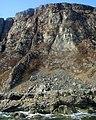 Cliffs at Lag a' Chomhaich - geograph.org.uk - 1750188.jpg