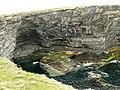 Cliffs by Stanger Head - geograph.org.uk - 186211.jpg