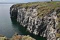 Cliffs from Mill Door - geograph.org.uk - 1925589.jpg