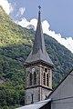 Clocher de l'église Saint-Antoine, Livet-et-Gavet, France.jpg