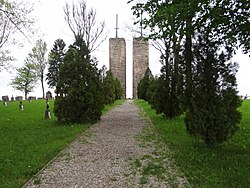 Cmentarz wojenny nr 118 - Staszkówka 3PR6.jpg