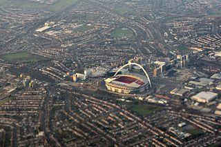 Wembley Human settlement in England