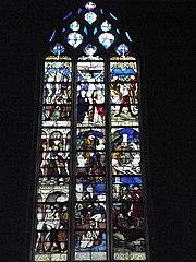 Huit scènes de la vie des saints Créspin et Créspinien