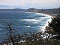 Coast at Fort Rodd Hill looking towards Coburg Peninsula.jpg