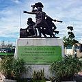 Coastwatchers memorial Commonwealth Street, Honiara.jpg