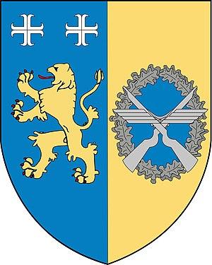 German Air Force Regiment - Image: Coat Arms Ger AF Regiment
