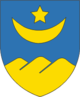 Coat of Arms of Łahojsk, Belarus.png