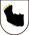 Coat of Arms of Mrągowo.PNG