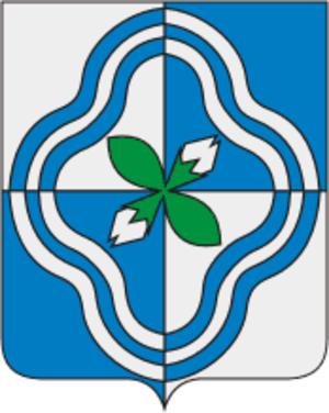 Rodnikovsky District - Image: Coat of Arms of Rodnikovsky rayon (Ivanovo oblast)
