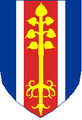Coat of Arms of Vigdís President of Iceland.png