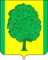 Coat of arms of Parkovskoye.png