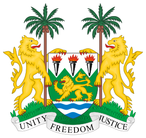 free version of the Sierra Leone CoA