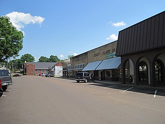 Coldwater, Mississippi - Image: Coldwater MS 008