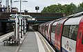 Colindale tube station MMB 02 1995 Stock.jpg
