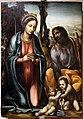 Collaboratore del sodoma, adorazione del bambino, 1535-45 ca. (siena, pinacoteca).jpg
